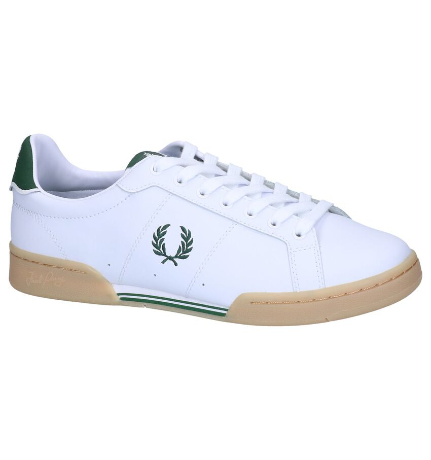 Witte Sneakers Fred Perry