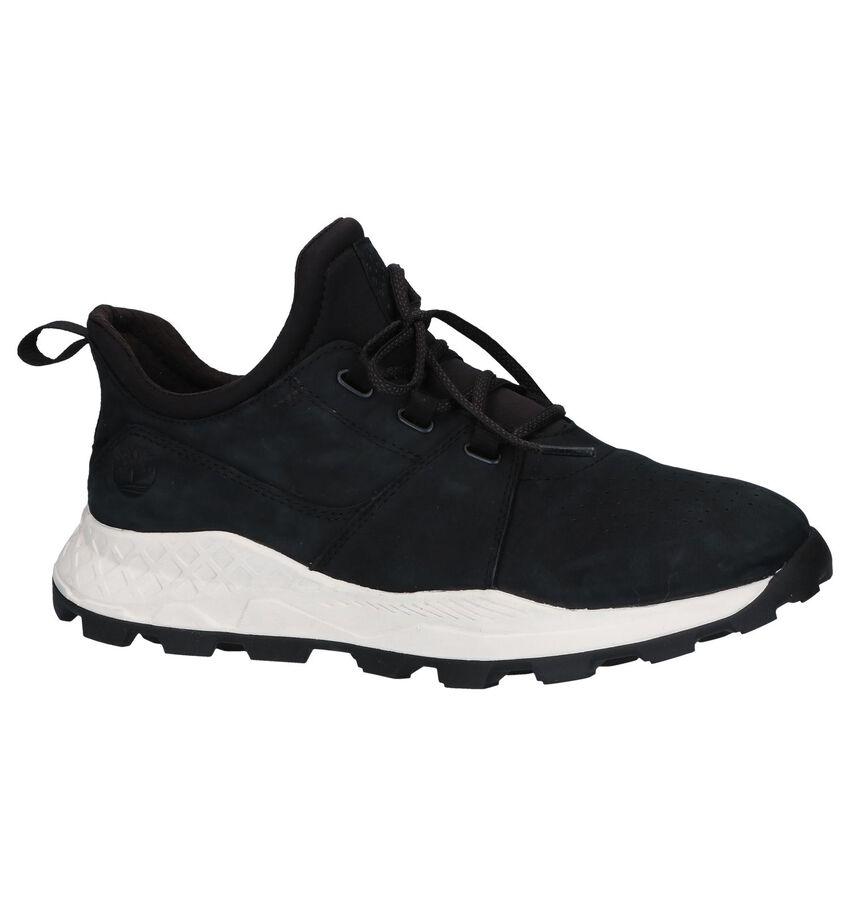 Timberland Brooklyn Zwarte Slip-on Sneakers