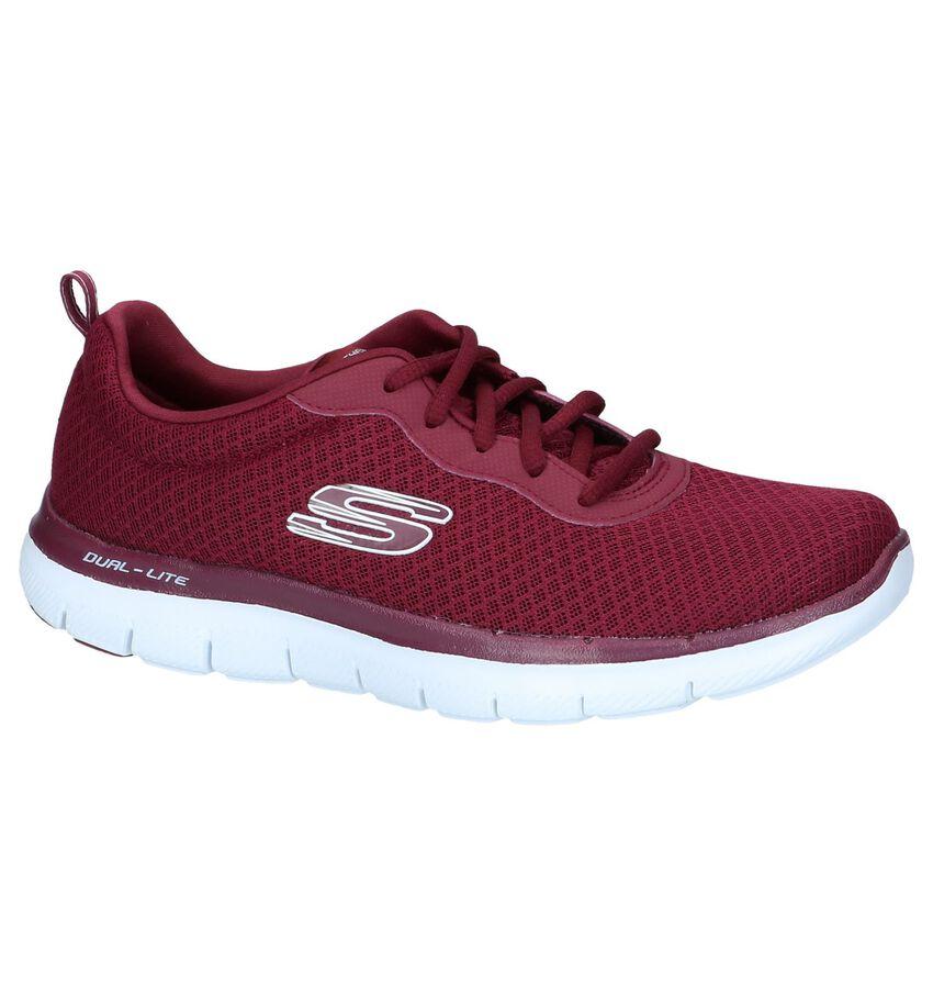 Bordeaux Sneakers Skechers Flex Appeal 2.0
