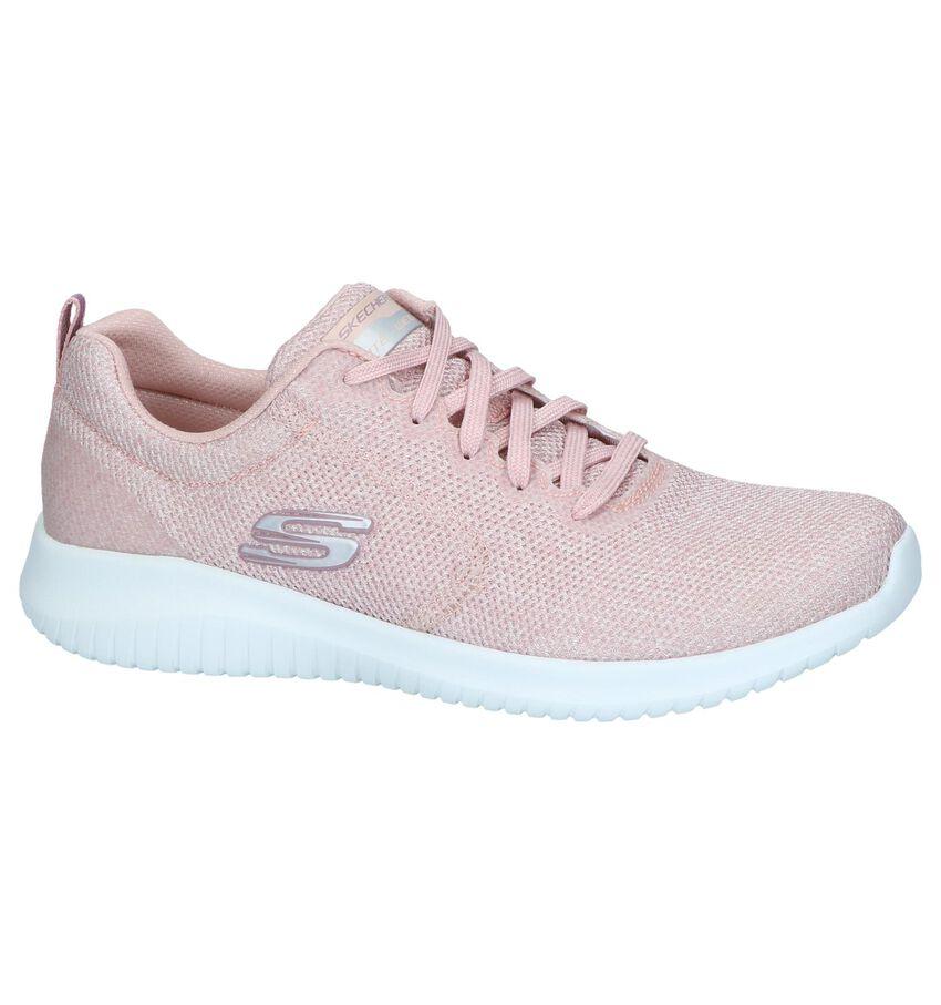 Roze Sneakers Skechers Ultra Flex Simply