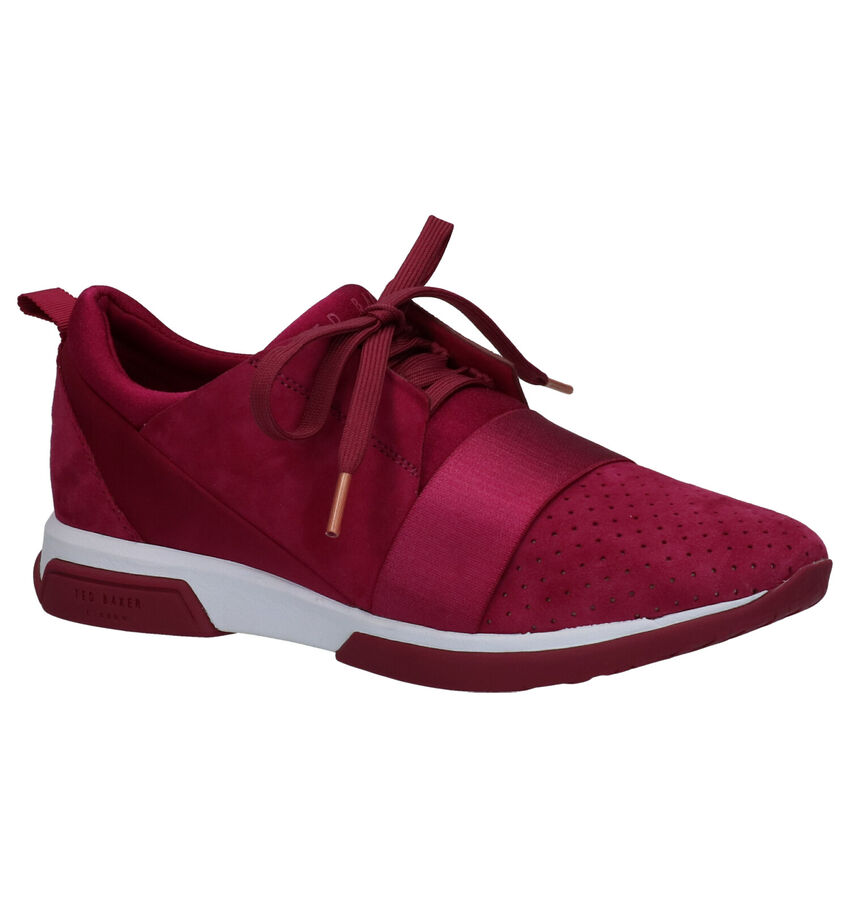 Ted Baker Bordeaux Sneakers