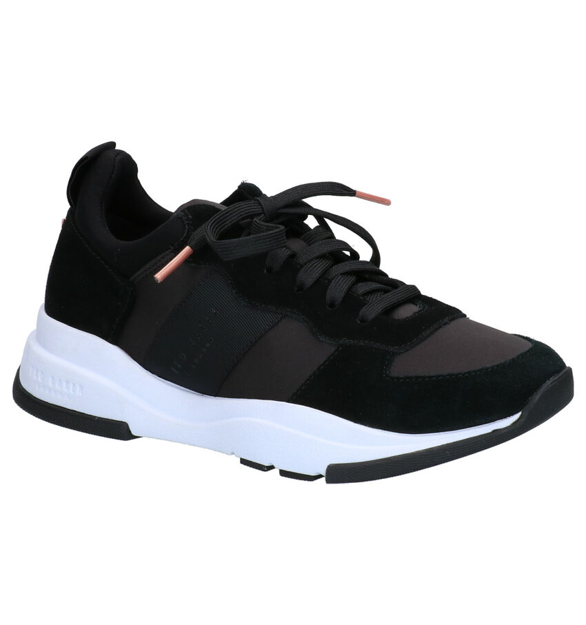 Ted Baker Waverdi Zwarte Sneakers