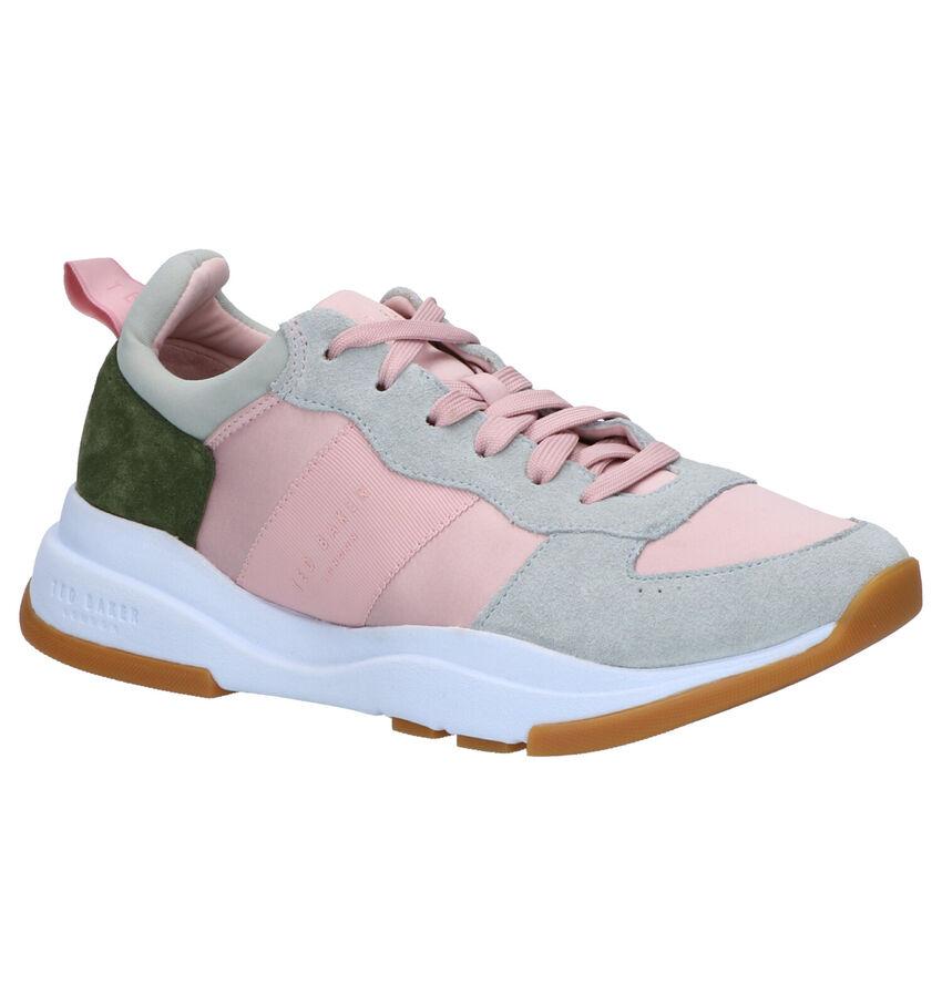 Ted Baker Waverdi Roze Sneakers
