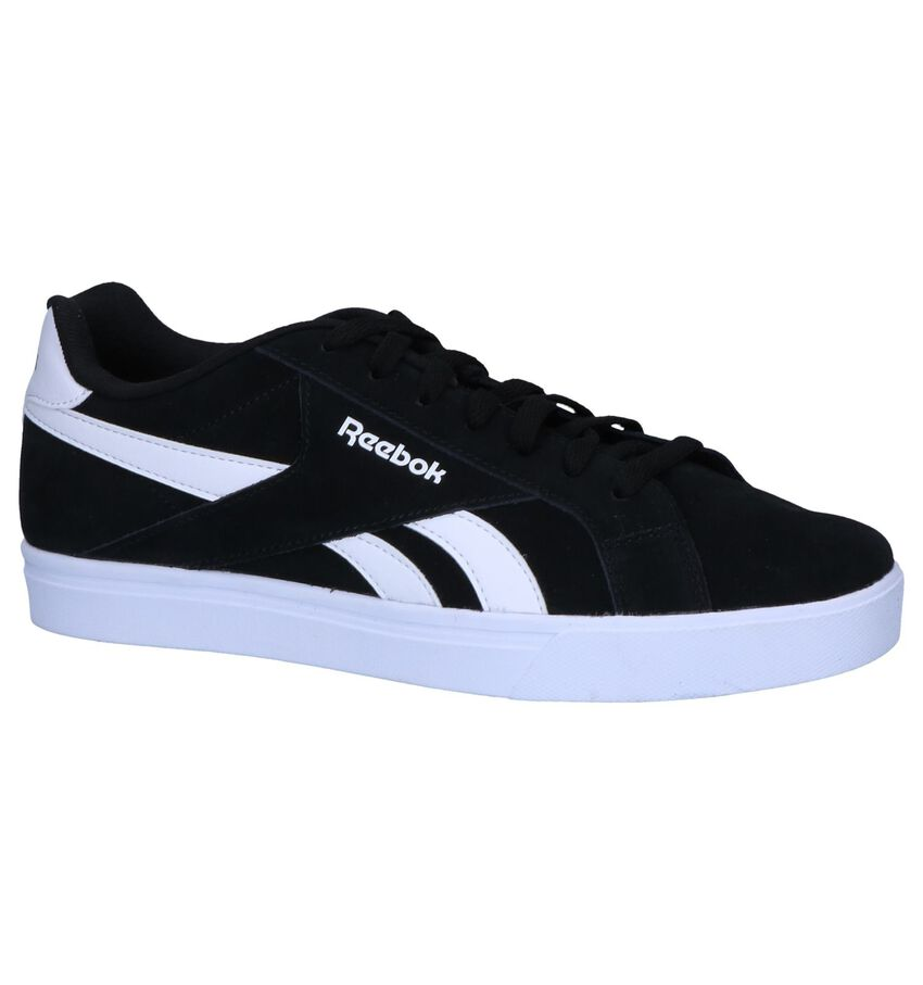 Zwarte Sneakers Reebok Royale Complete