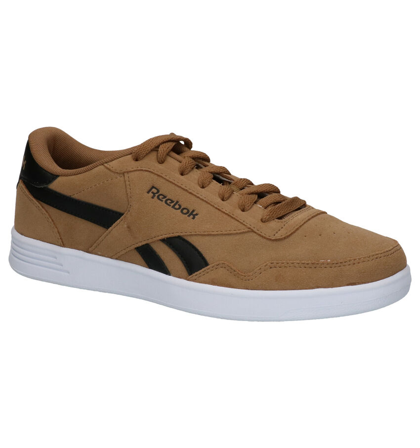 Reebok Bruine Sneakers