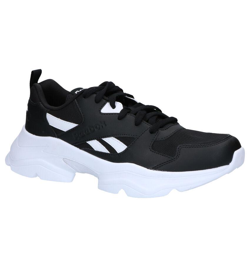 Reebok Royal Bridge 3 Zwarte Sneakers