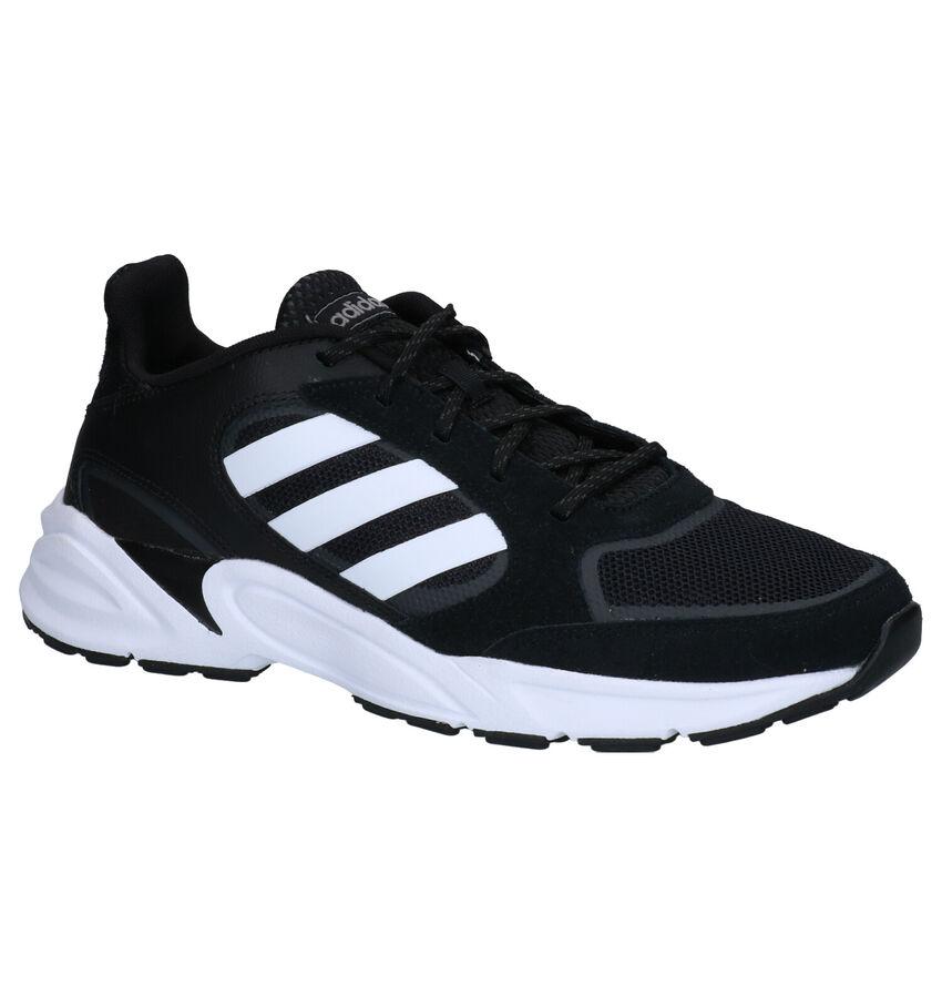 adidas Valasion Zwarte Sneakers