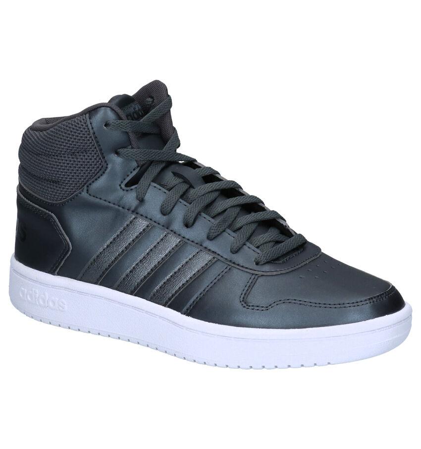 adidas Hoops 2.0 Grijze Sneakers