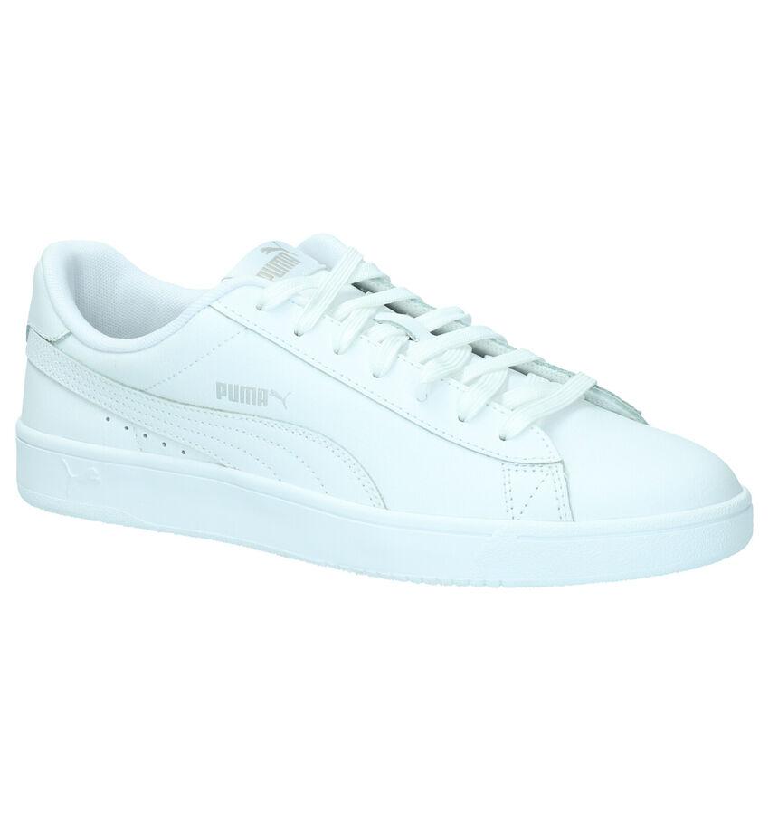 Witte Sneakers Puma Court Breaker Derby