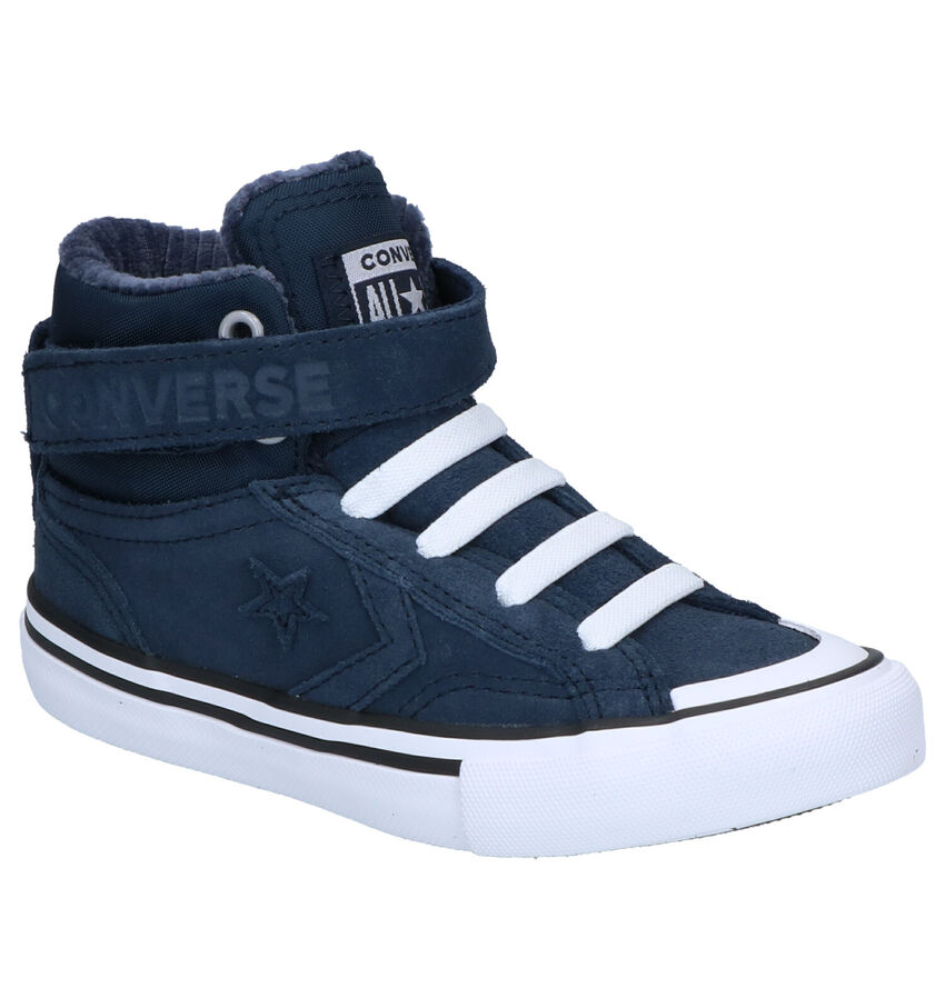 Converse Pro Blaze Blauwe Sneakers