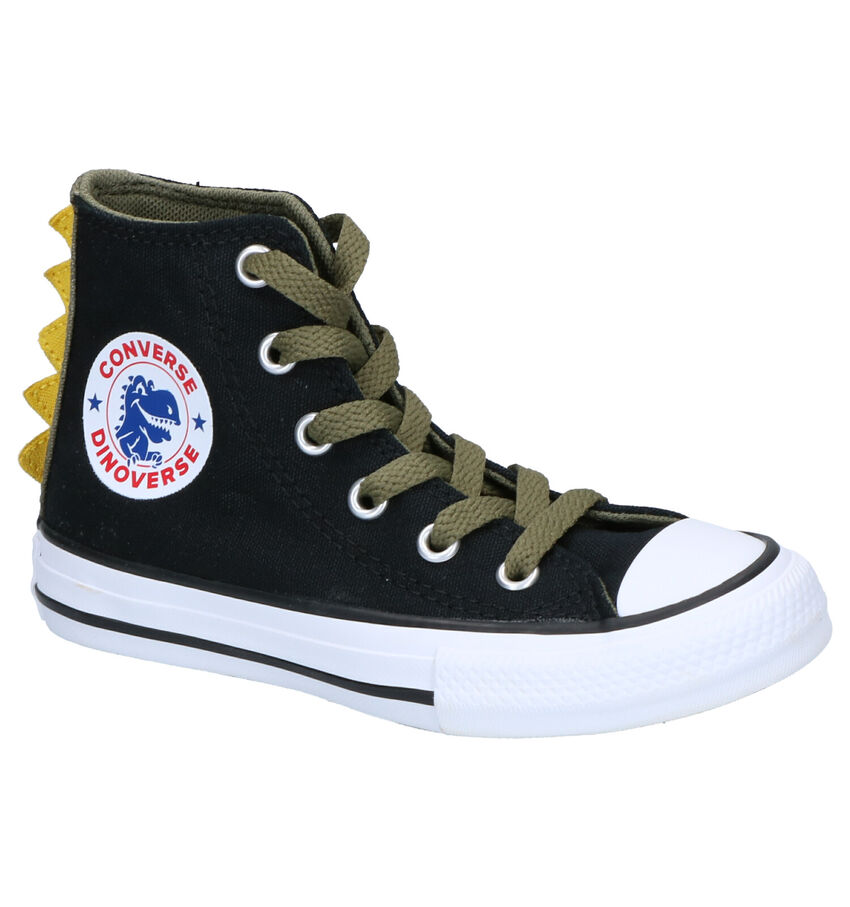 Converse Chuck Taylor AS Zwarte Sneakers