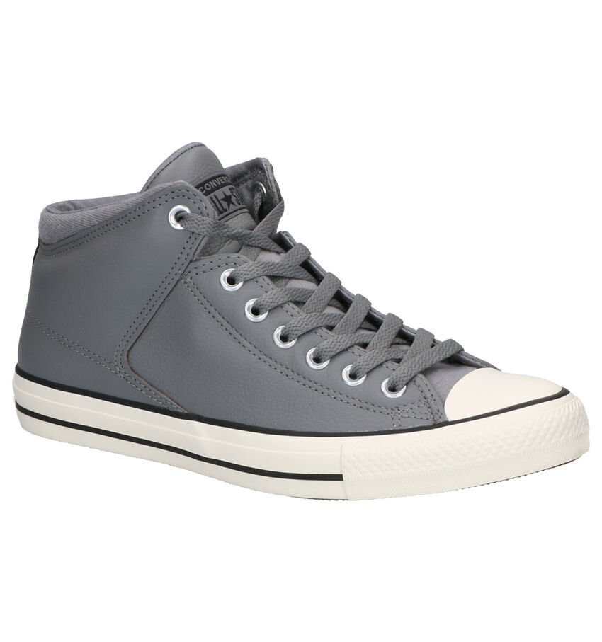 Converse AS High Street Grijze Sneakers
