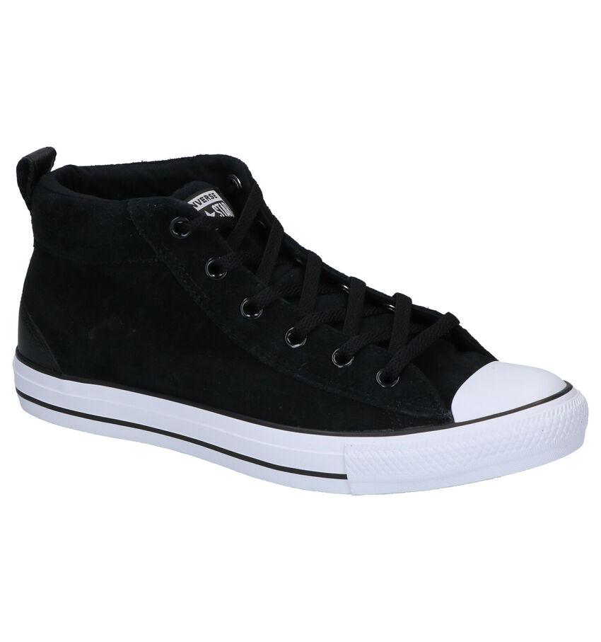 Converse AS Street Zwarte Sneakers