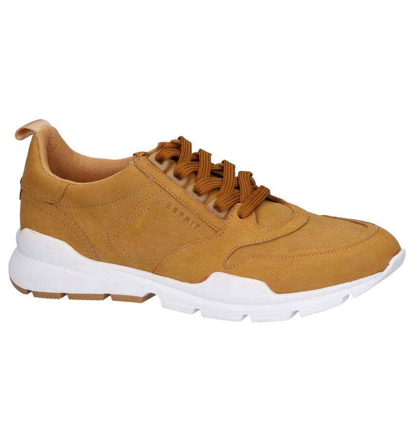 Cognac Sneakers Esprit Chelo
