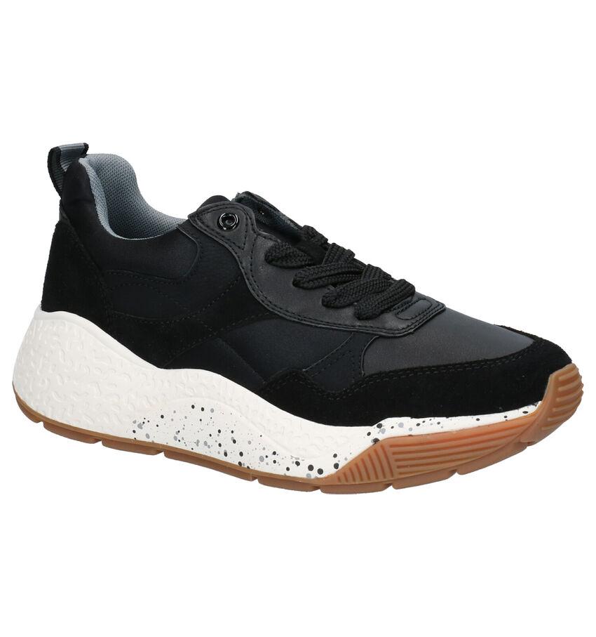 Esprit Sascha Lu Zwarte Sneakers