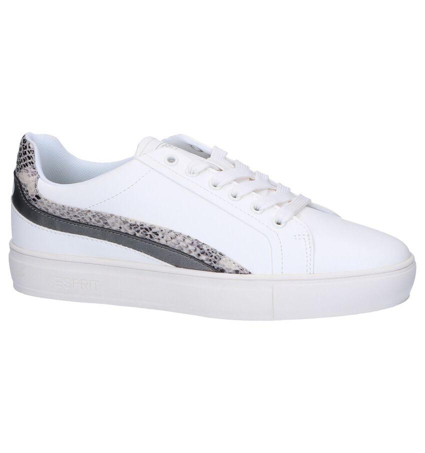 Ecru Sneakers Esprit Colette