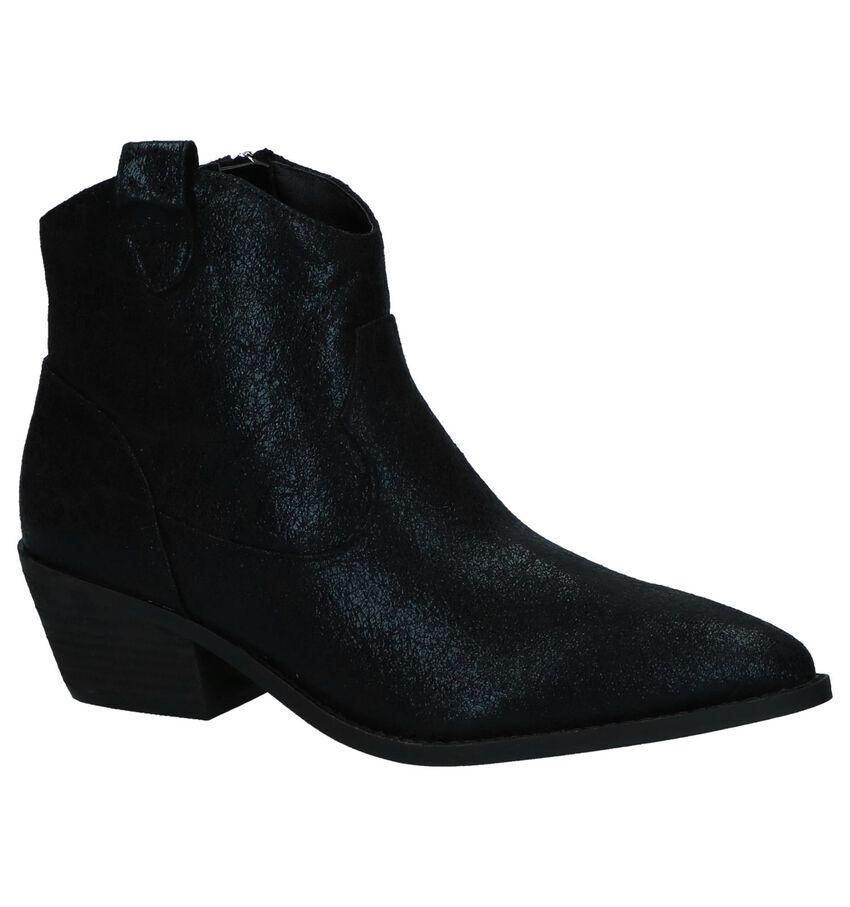 La Strada Zwarte Western Boots
