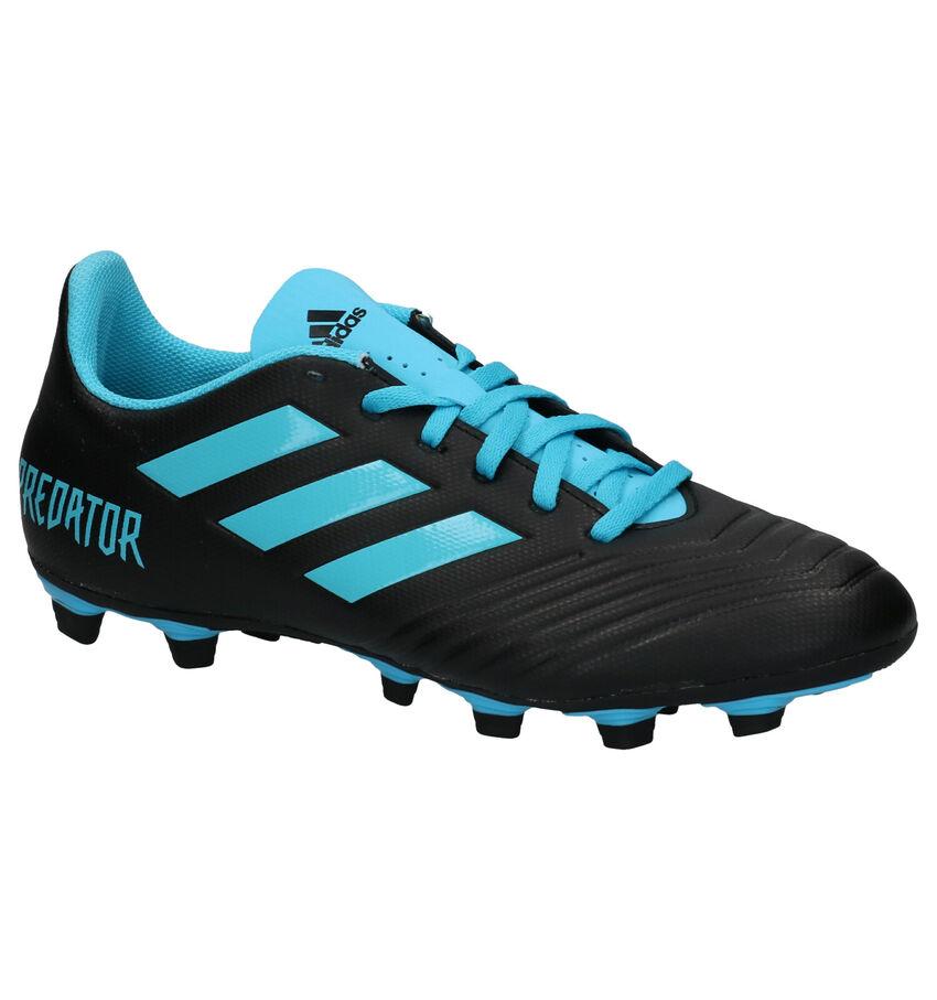 adidas Predator 19.4 Blauwe Voetbalschoenen