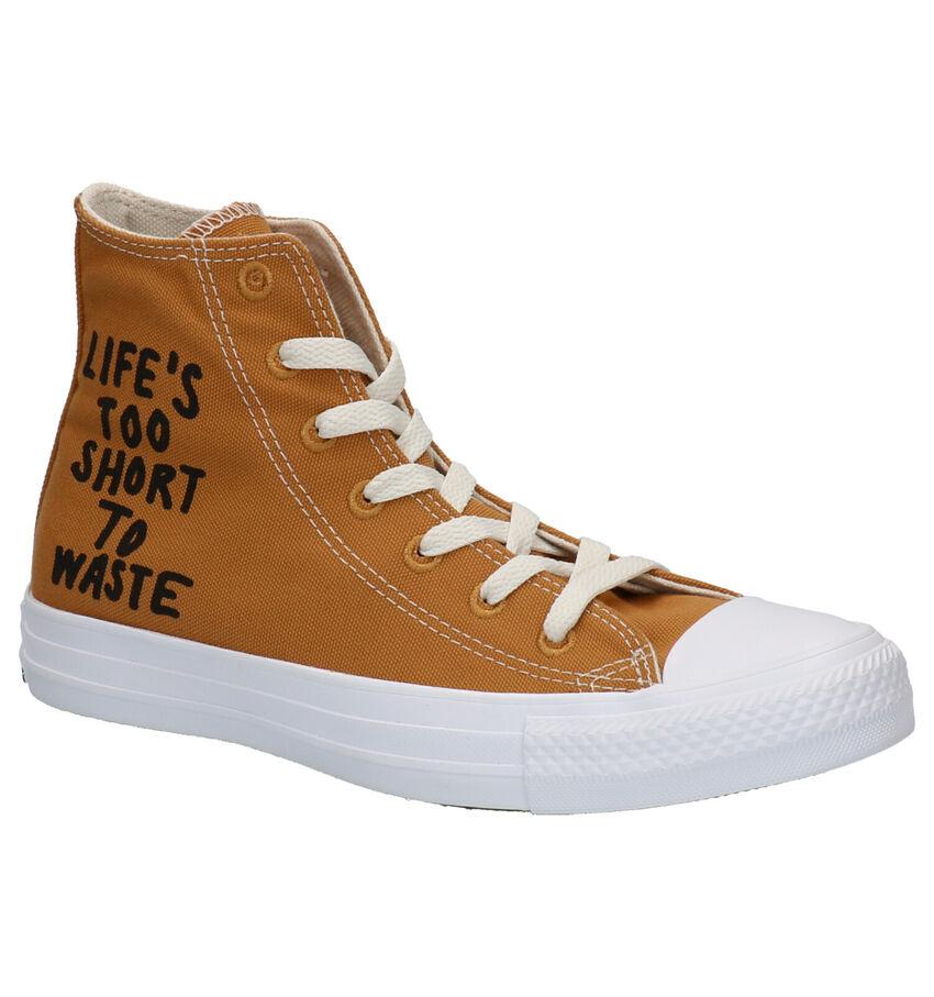 Converse All Star Renew Bruine Sneakers