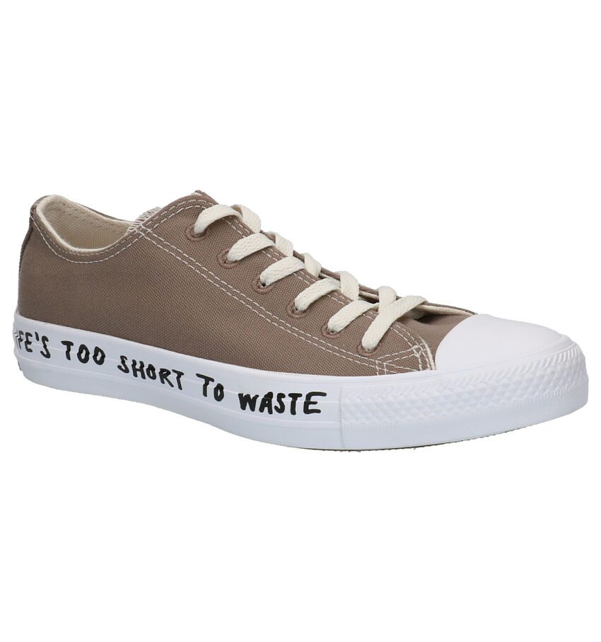 Converse All Star Renew Taupe Sneakers