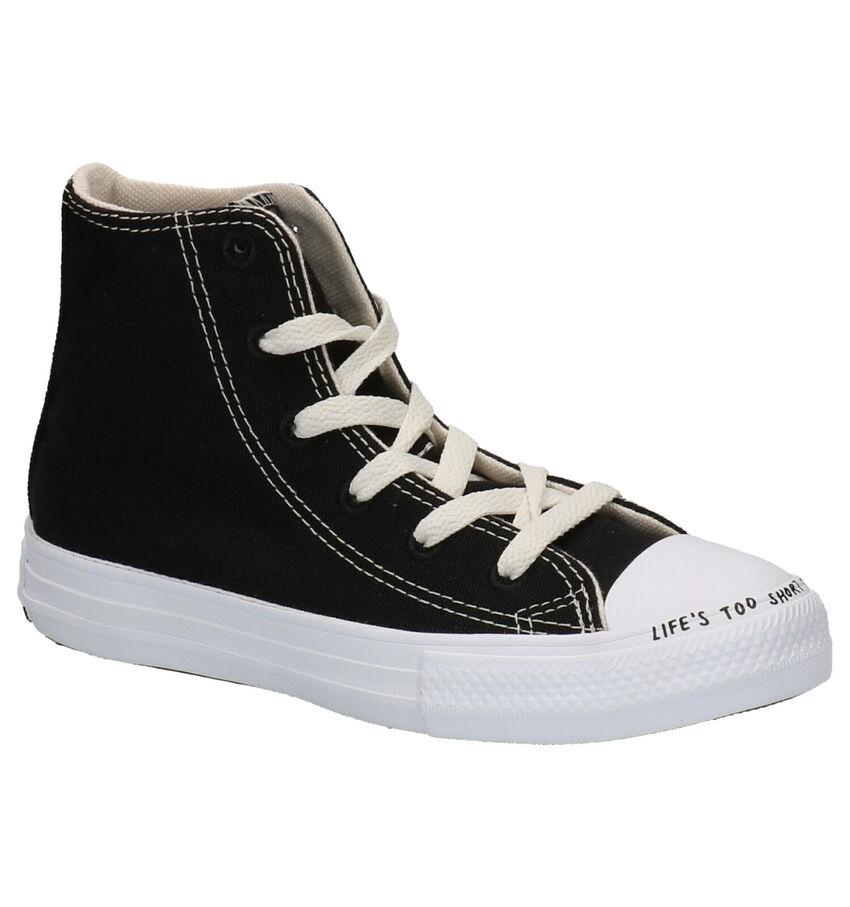 Converse All Star Renew Zwarte Sneakers