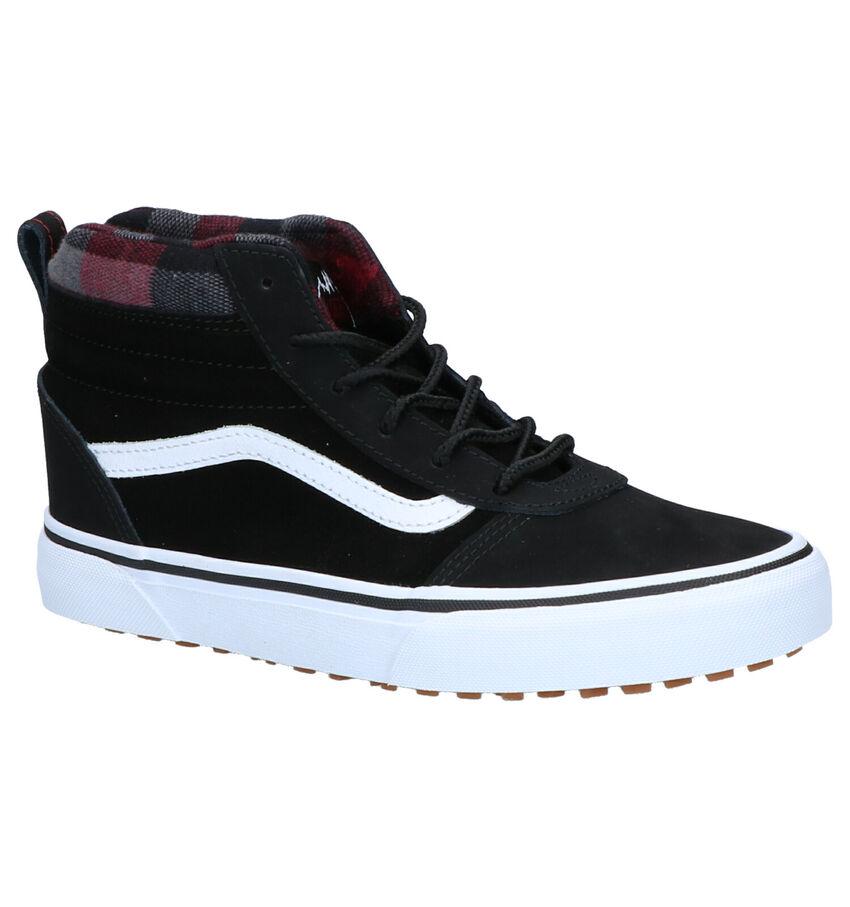 Vans Ward Zwarte Sneakers