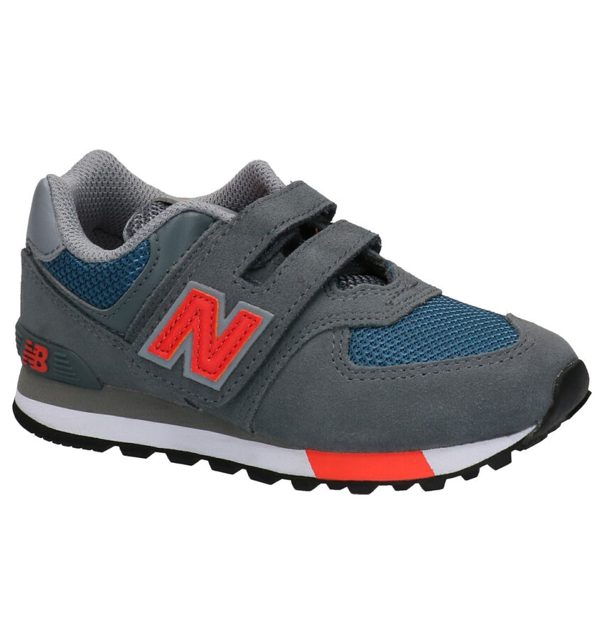 New Balance YV574 Grijze Sneakers