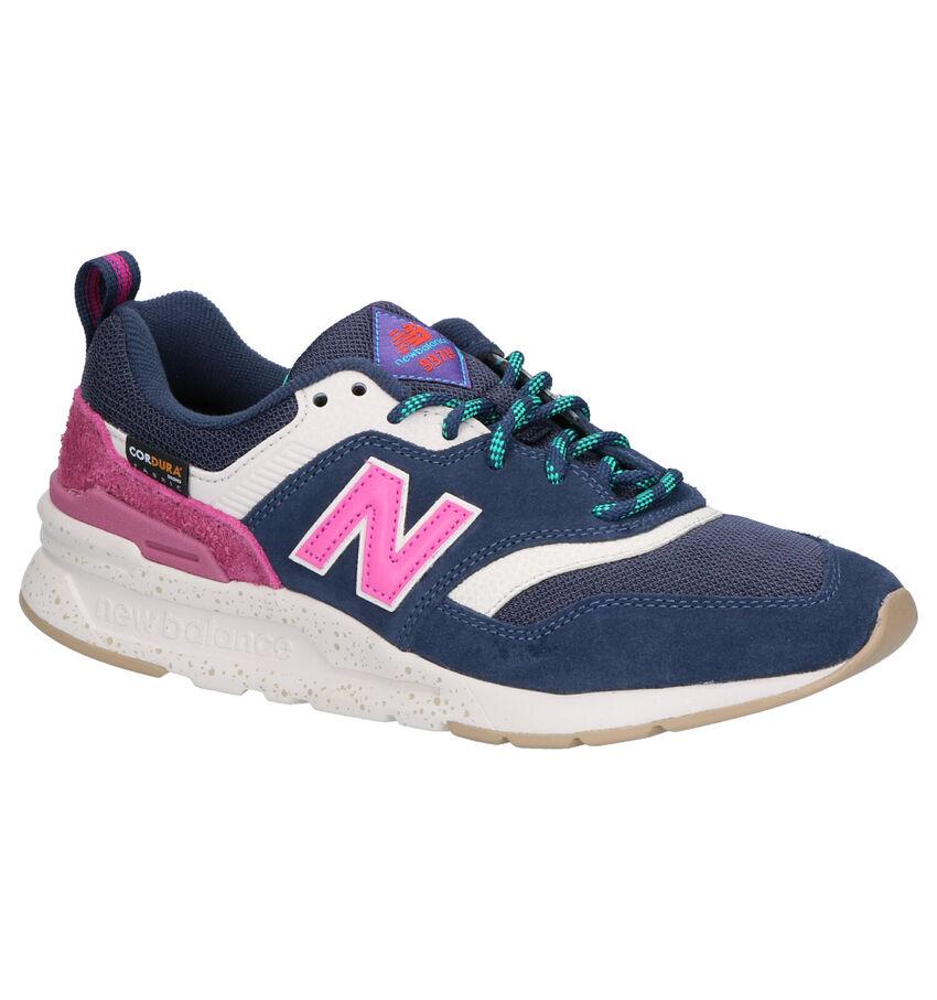 New Balance CW997 Blauwe Sneakers