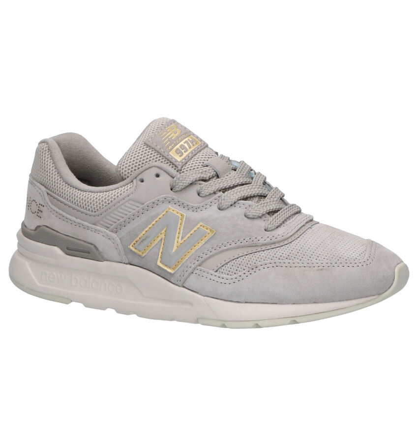 New Balance CW 997 Grijze Sneakers