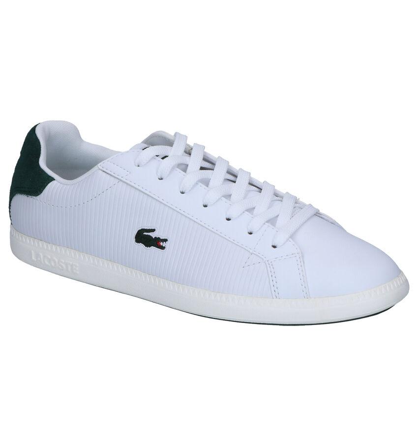 Lacoste Graduate Sneakers Wit