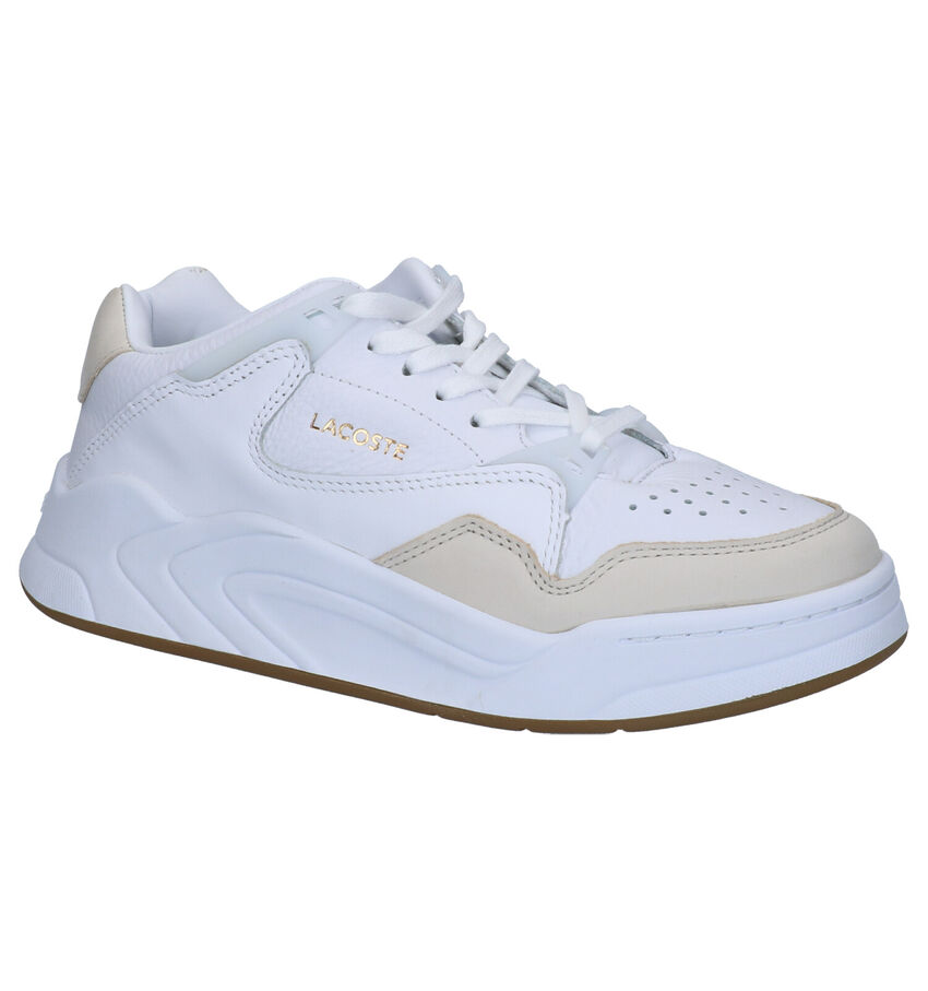 Lacoste Court Slam Witte Sneakers