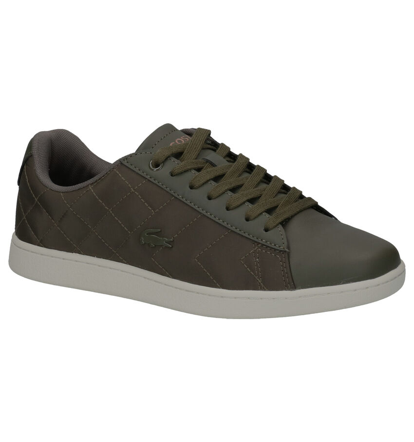 Lacoste Carnaby Evo Kaki Sneakers