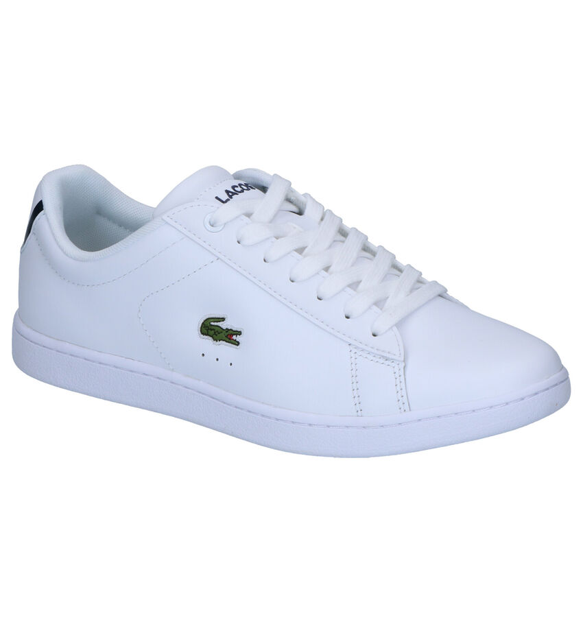 Lacoste Carnaby Evo Sneakers Wit