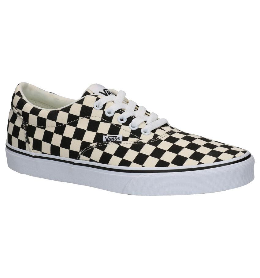 Vans Doheny Witte Skateschoenen