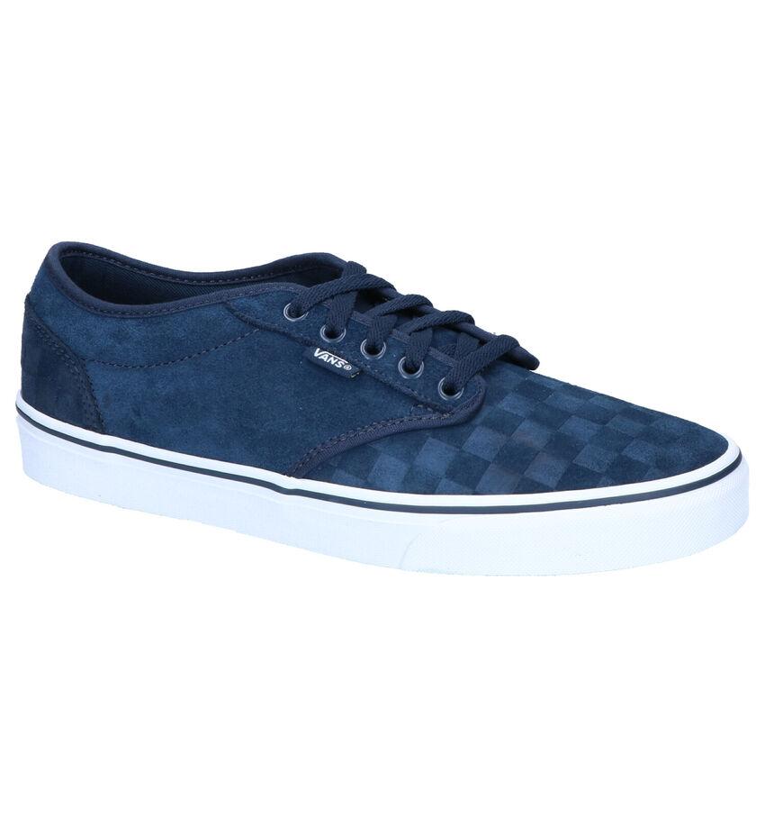 Vans Atwood Blauwe Skateschoenen