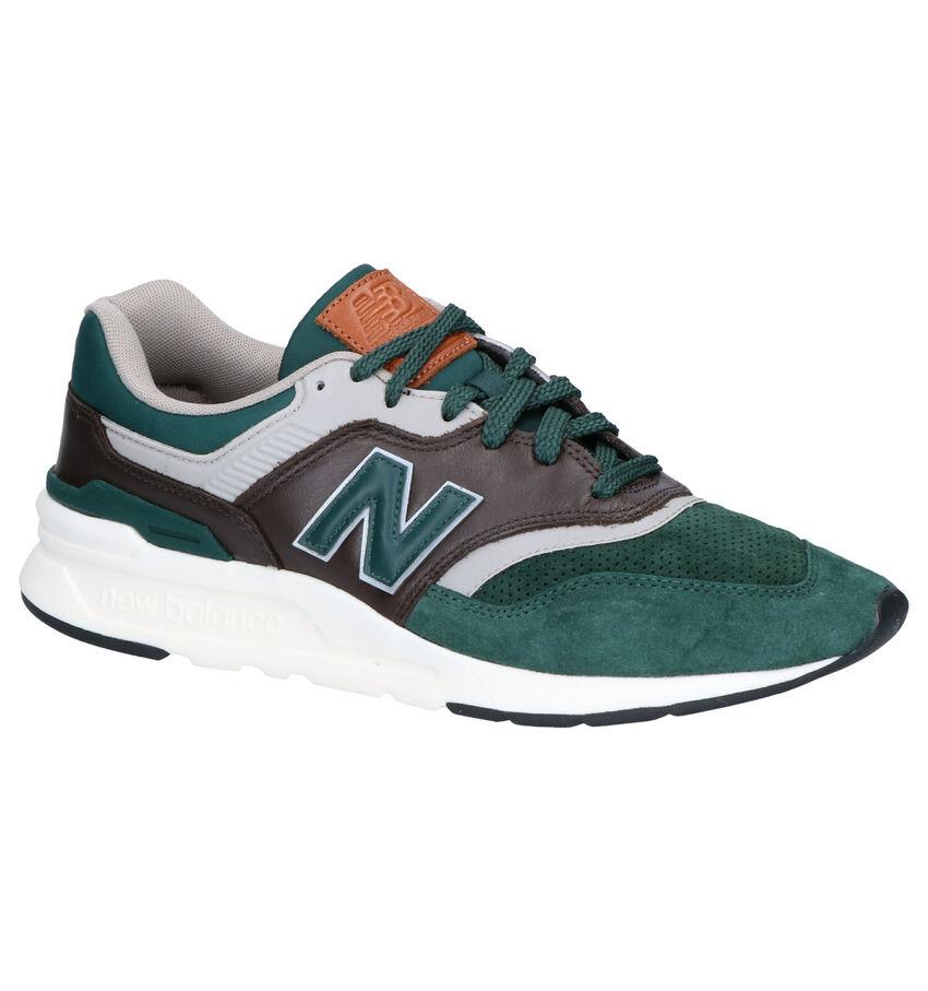 New Balance CM 997 Groene Sneakers