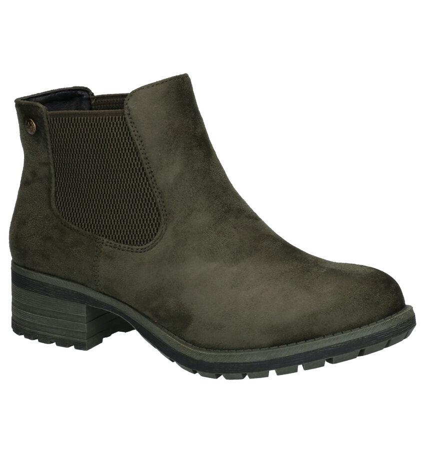 Rieker Kaki Boots