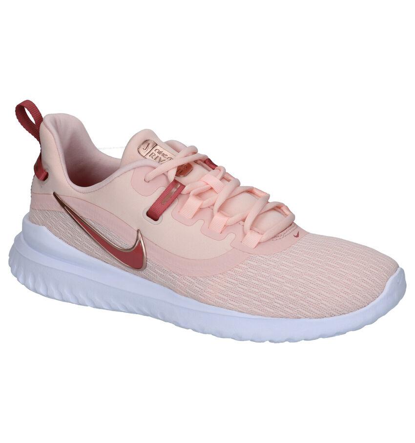 Nike Renew Rival Sneakers Roze