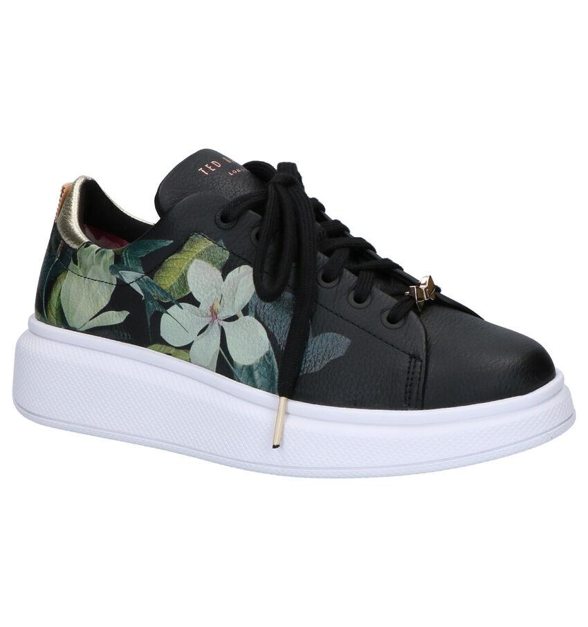 Ted Baker Ailbe Zwarte Sneakers