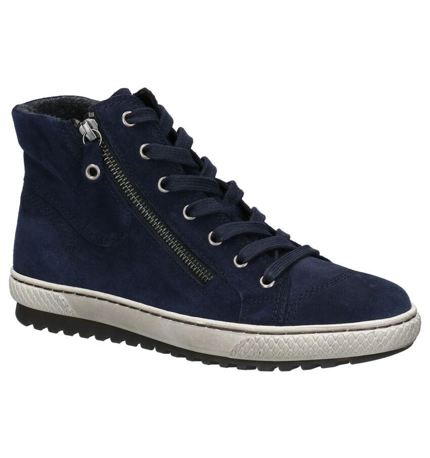 Gabor Blauwe Boots