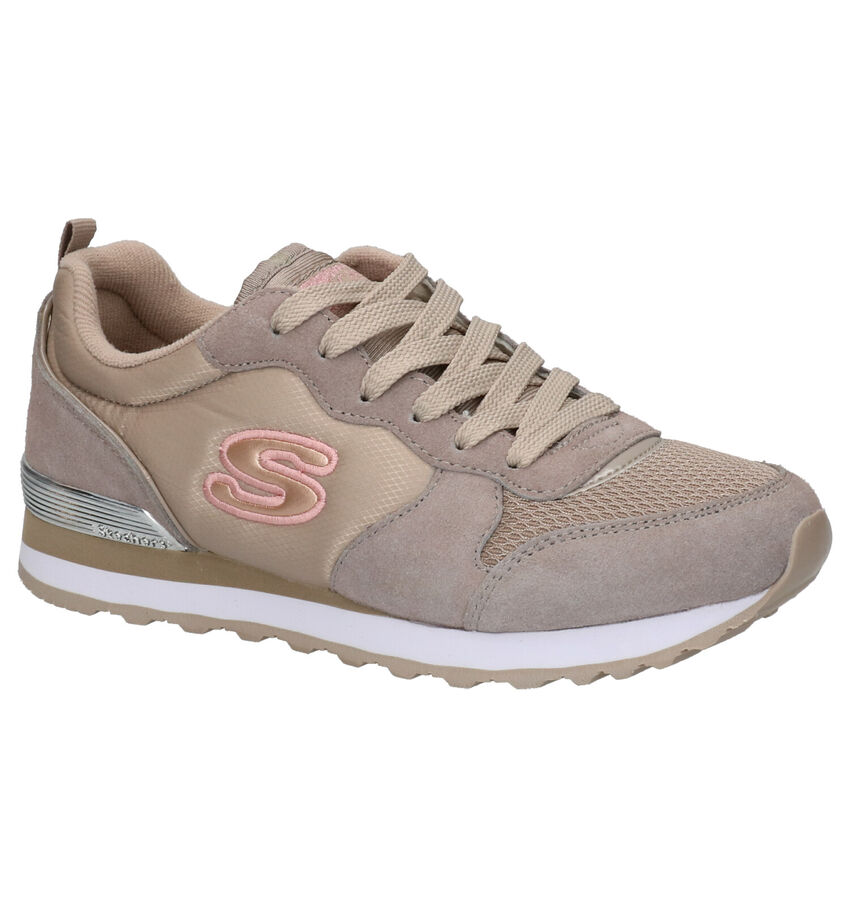 Skechers Originals Beige Sneakers