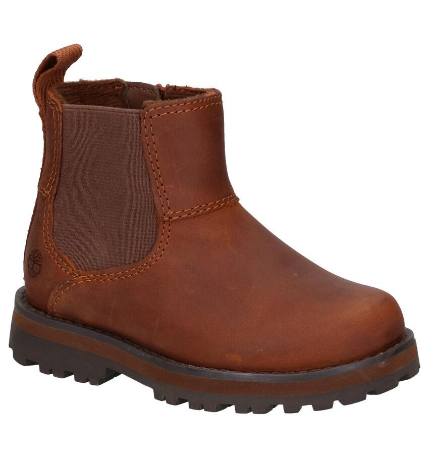 Timberland Courma Cognac Boots