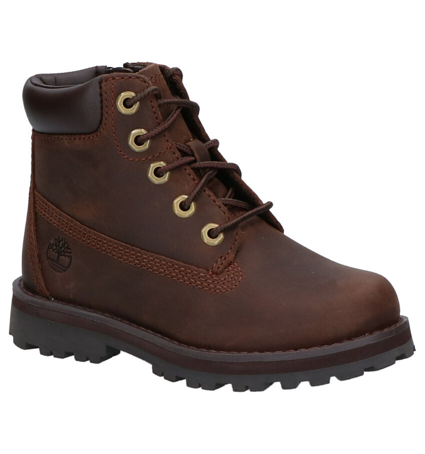 Timberland Courma Kid 6 Inch Bruine Boots