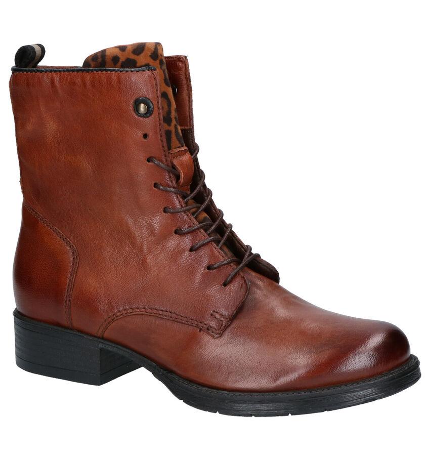 Mjus Cognac Boots