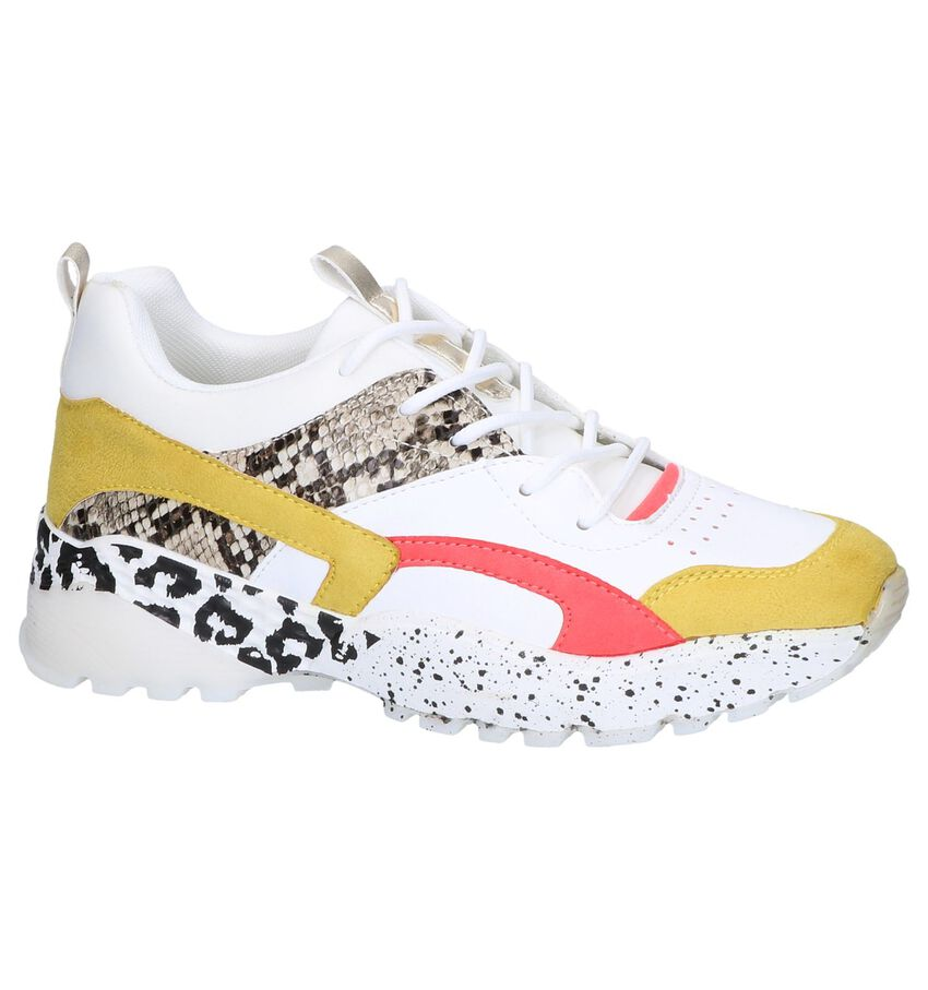 Witte Sneakers Shoecolate