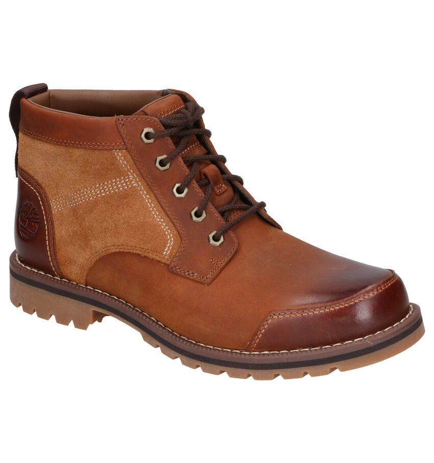 Timberland Larchmont Boots Cognac