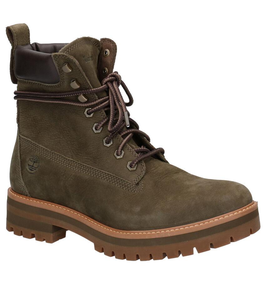 Timberland Courmayeur Boots Kaki