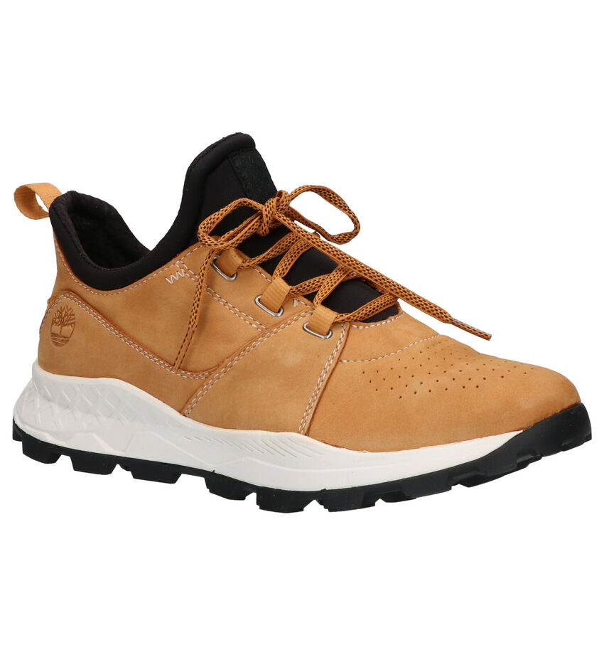 Timberland Brooklyn Lace Oxford Cognac Sneakers