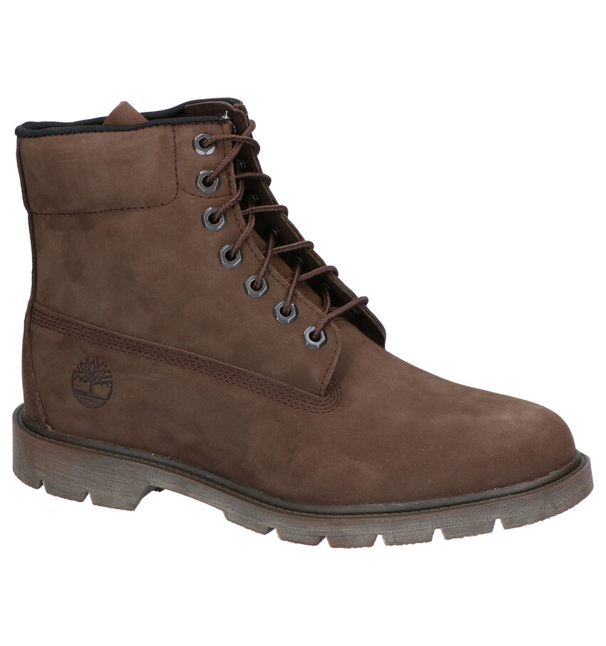 Timberland 6 Inch Basic Bruine Boots