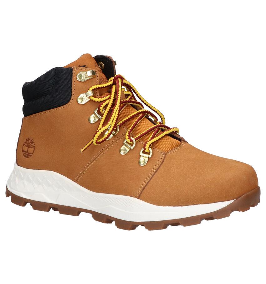 Timberland Brooklyn Hiker Naturel Boots